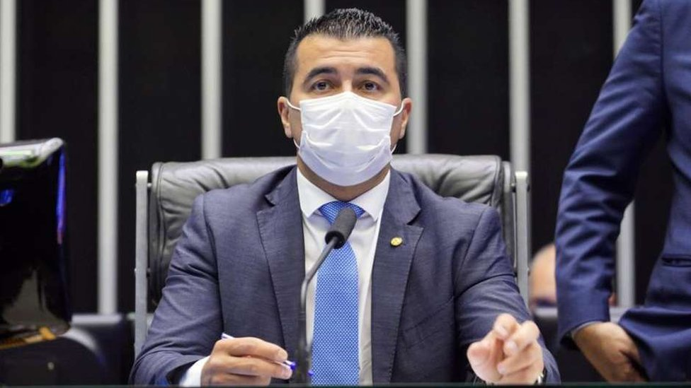 Deputado Luís Miranda (DEM-DF)