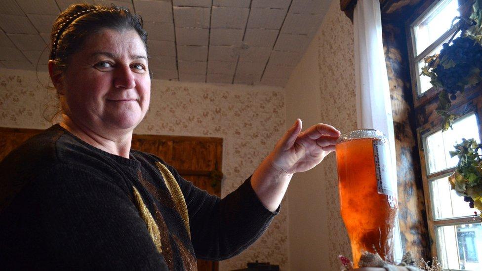 Svetlana Jovanović žene preduzetnice na selu
