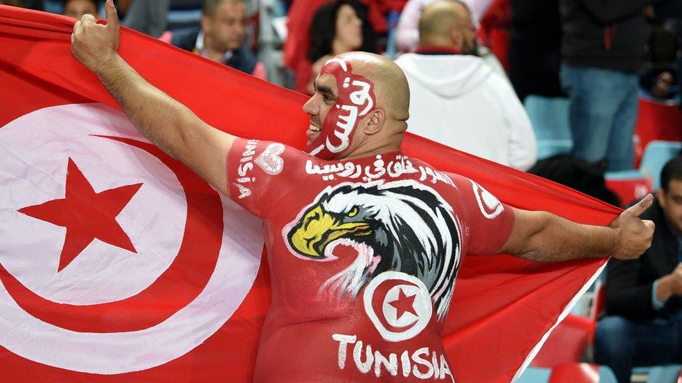 مشجع تونسي