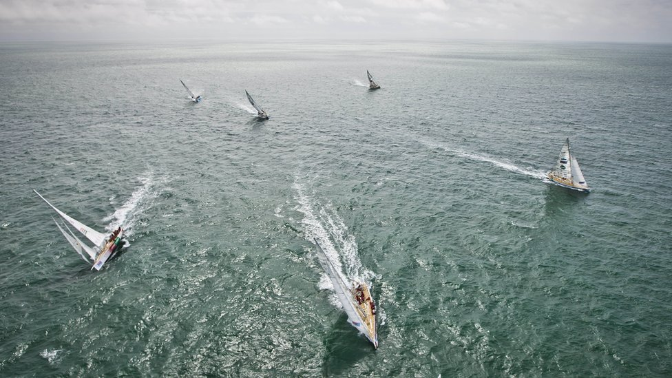 Clipper Round-the-World Yacht Race