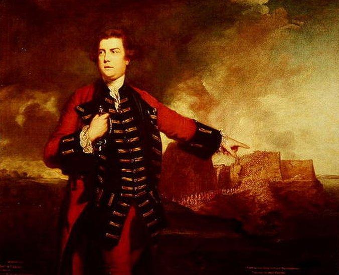 El conde de Albemarle