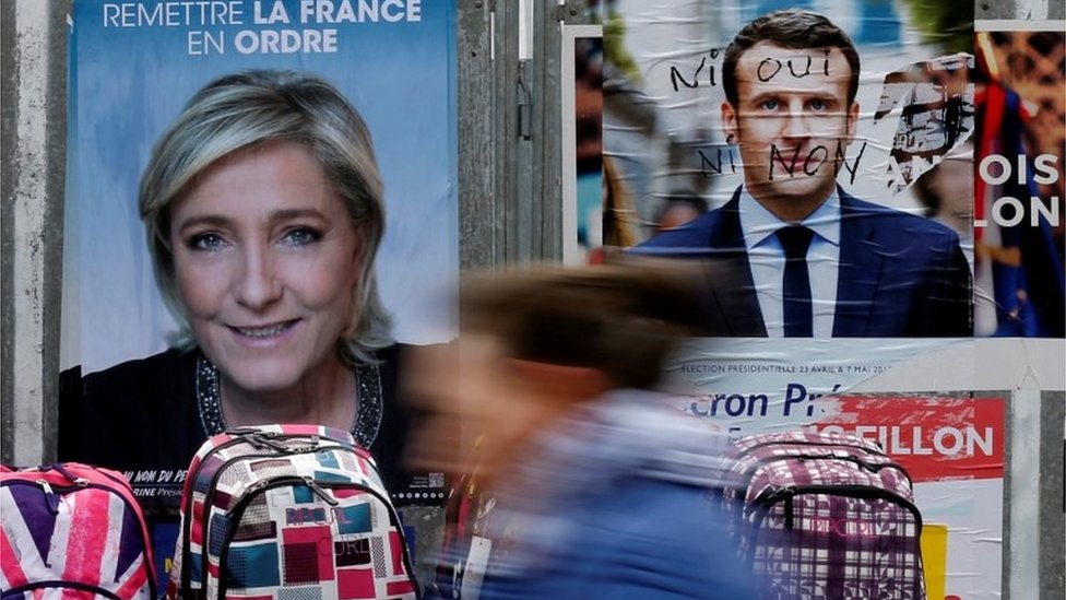 French Elections Wall Street Joins European Relief Rally Bbc News