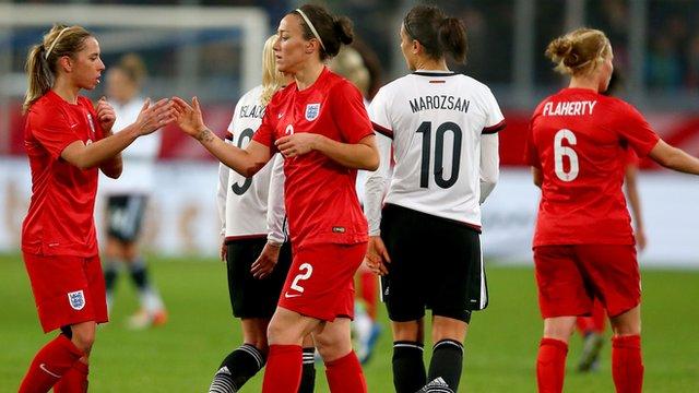 Germany 0-0 England highlights