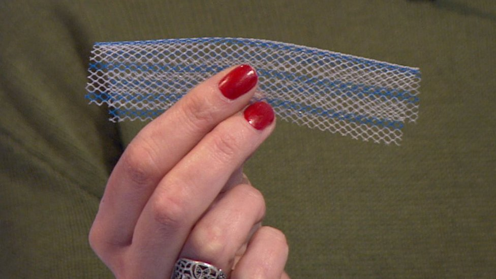 Holyrood committee calls for a ban on mesh implants