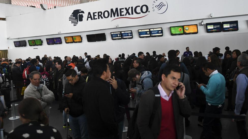 Aeropuerto México