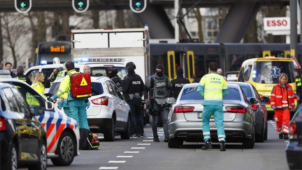 Polisi Belanda