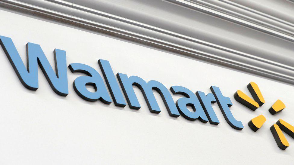 شعار شركة وول مارت