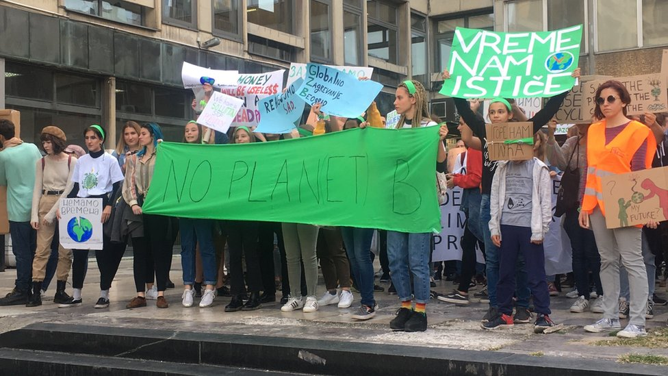 Borba protiv klimatskih promena