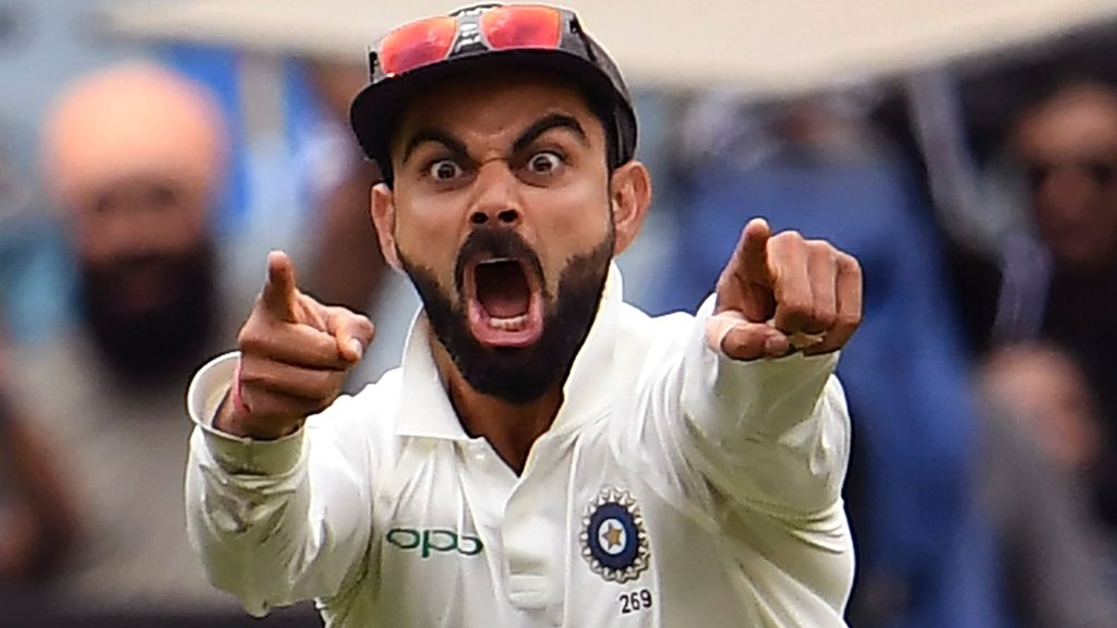 India captain Virat Kohli wins three ICC awards