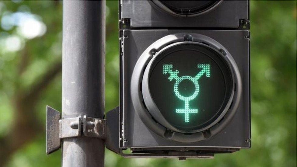 三種性別符號