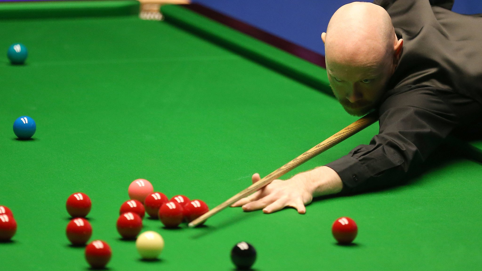 'That wasn't snooker' - Wilson prevails in record 79-minute frame