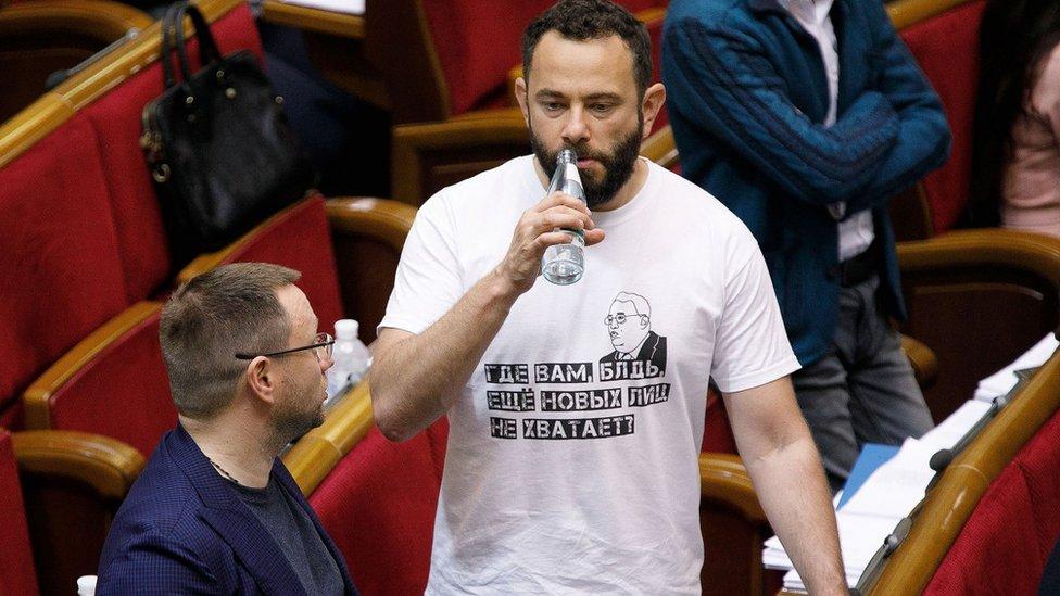 Якою є роль Олександра Дубінського у Раді? Огляд ЗМІ