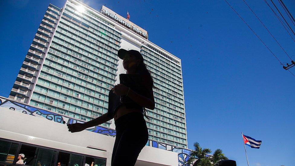 Hotel Habana Libre
