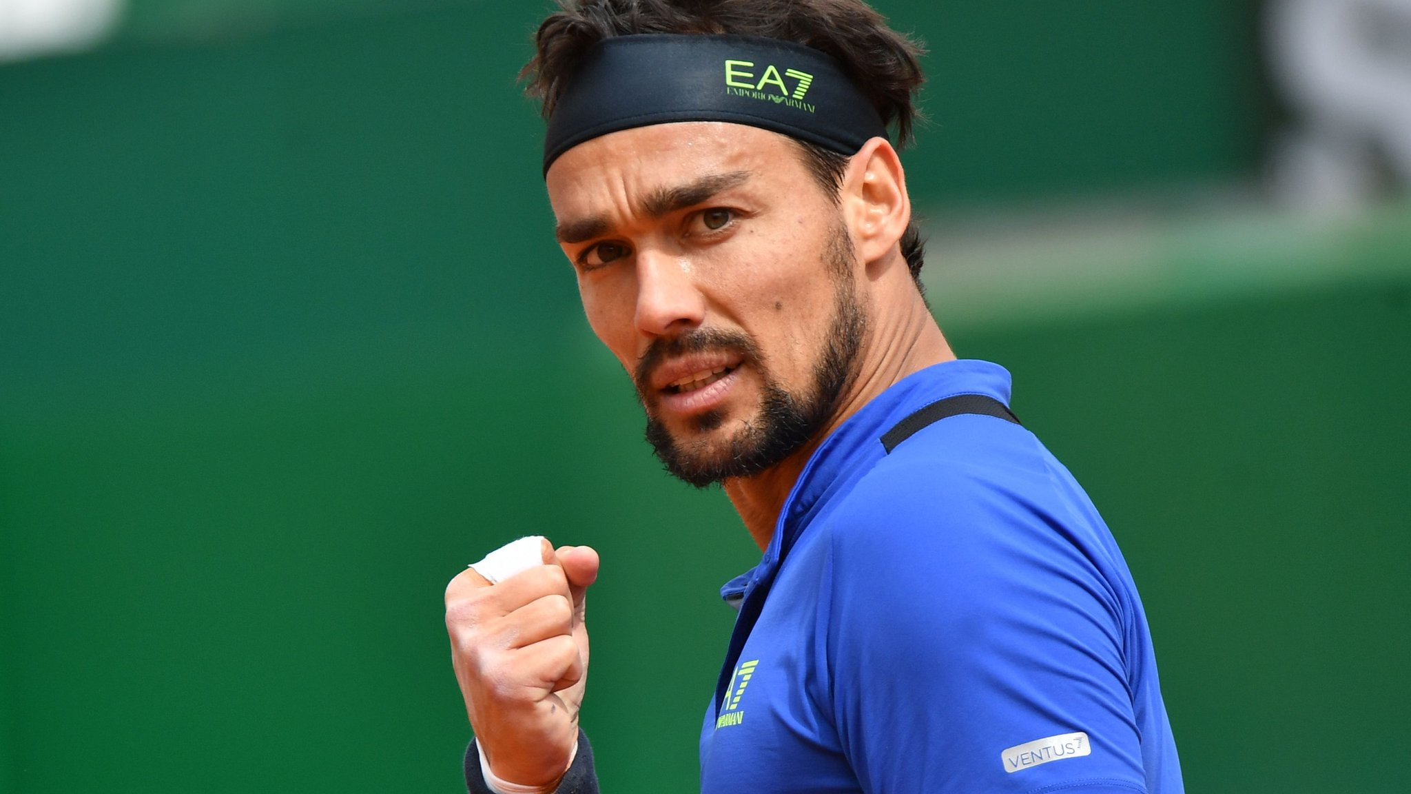 Monte Carlo Masters: Fabio Fognini beats Dusan Lajovic in final