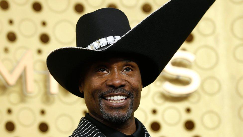 El actor se convirtió el domingo en el primer hombre negro gay en ganar en esta categoría.