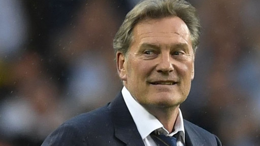 Spurs game 'wasn't good for my recovery', jokes Hoddle