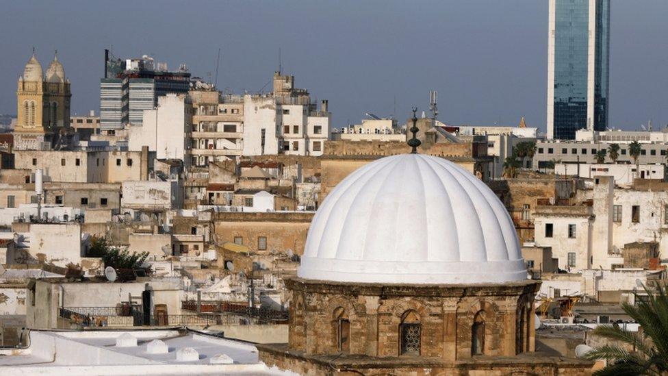突尼斯老城