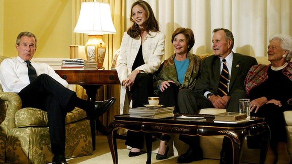 Familia Bush