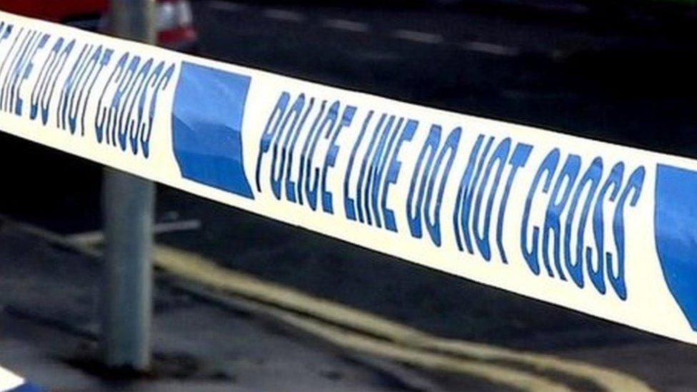 86652851 police tape bbc