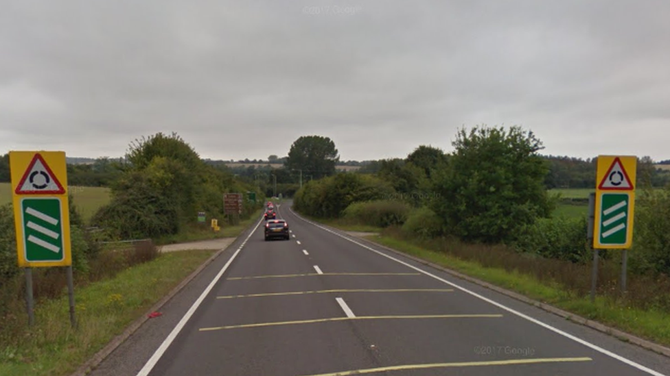 Cyclist dies in crash with lorry in Sudbury