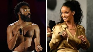BBC News - Guava Island: Fans respond to Donald Glover and Rihanna's new film