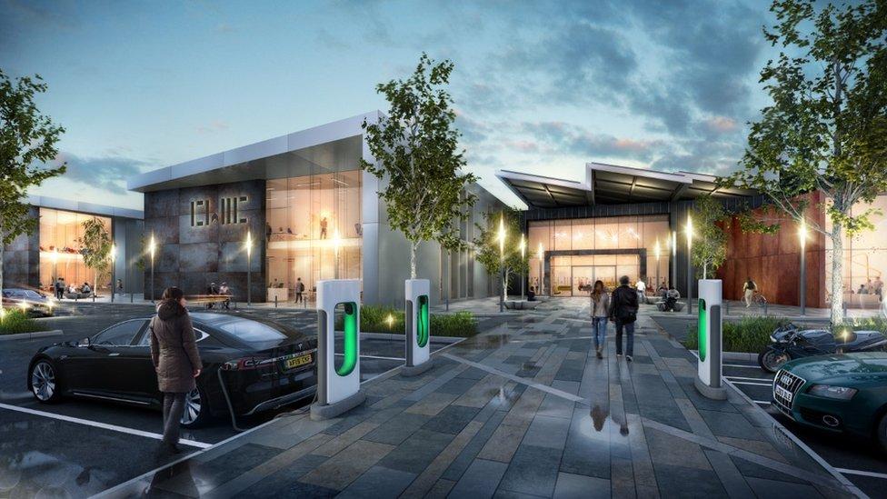 University of Glasgow to build hi-tech Govan campus