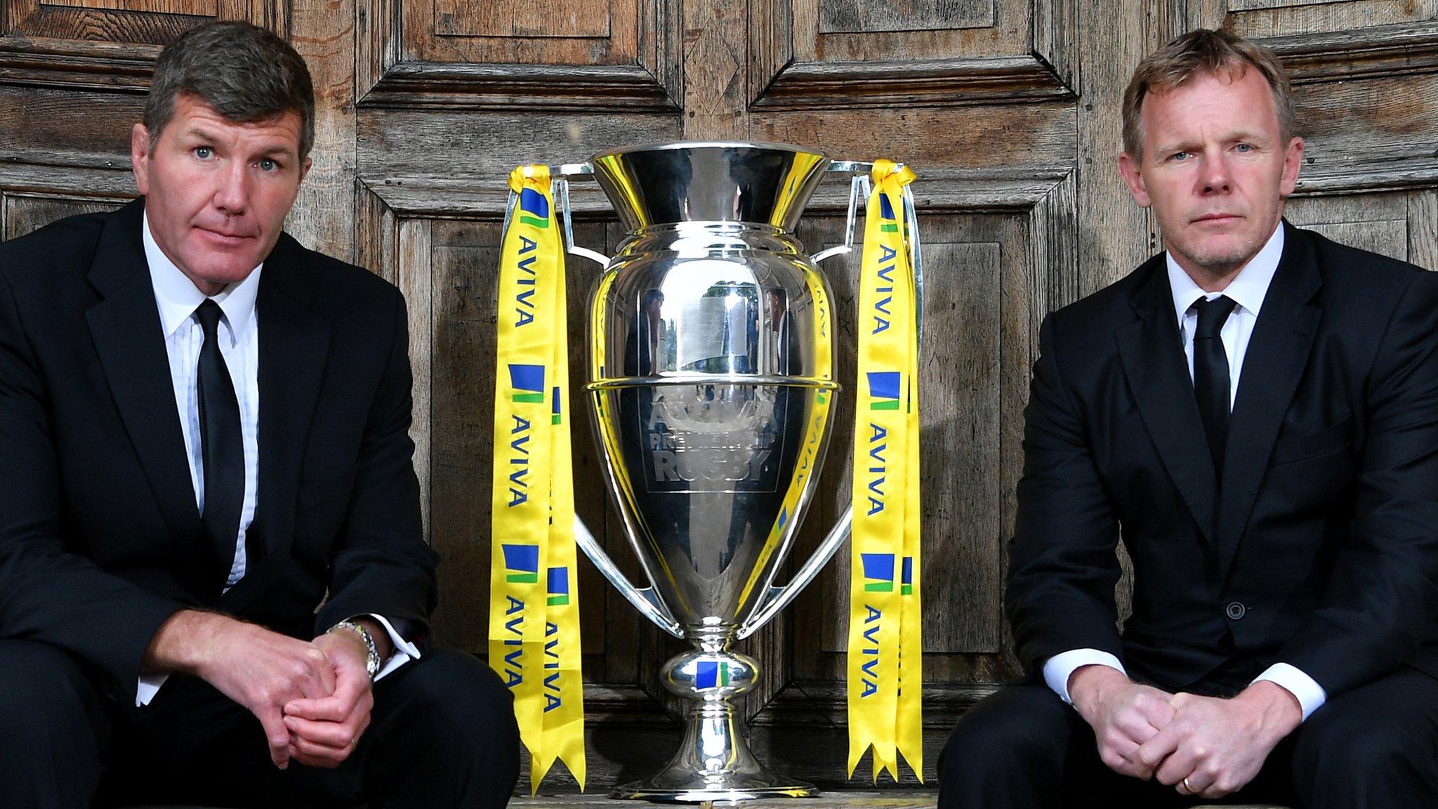 Premiership final: Exeter Chiefs v Saracens