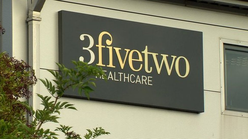 Firms buy stake in Belfast healthcare company 3fivetwo