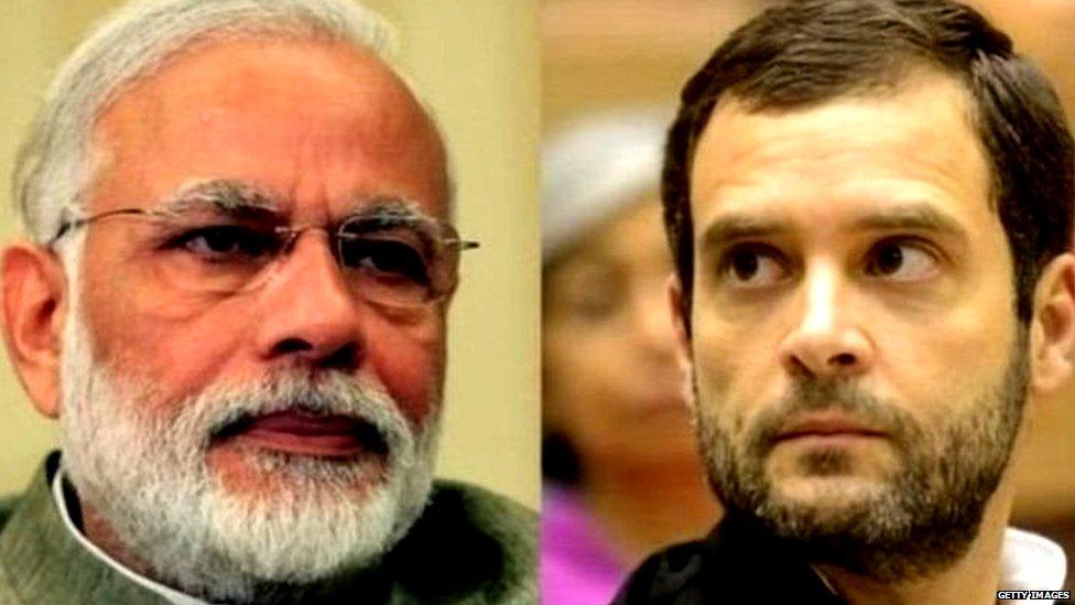 लोकसभा चुनाव 2019: क्या पीएम मोदी के लिए 'चौकीदार चोर है' का नारा देकर फंस गए राहुल गांधी?- नज़रिया