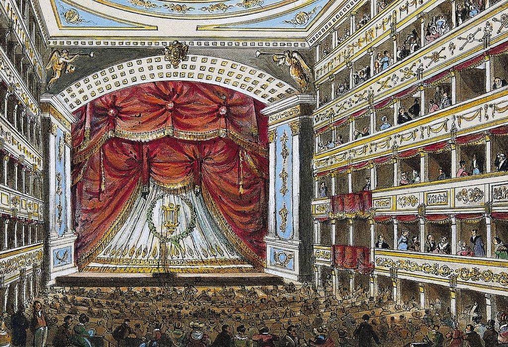 El Theater an der Wien