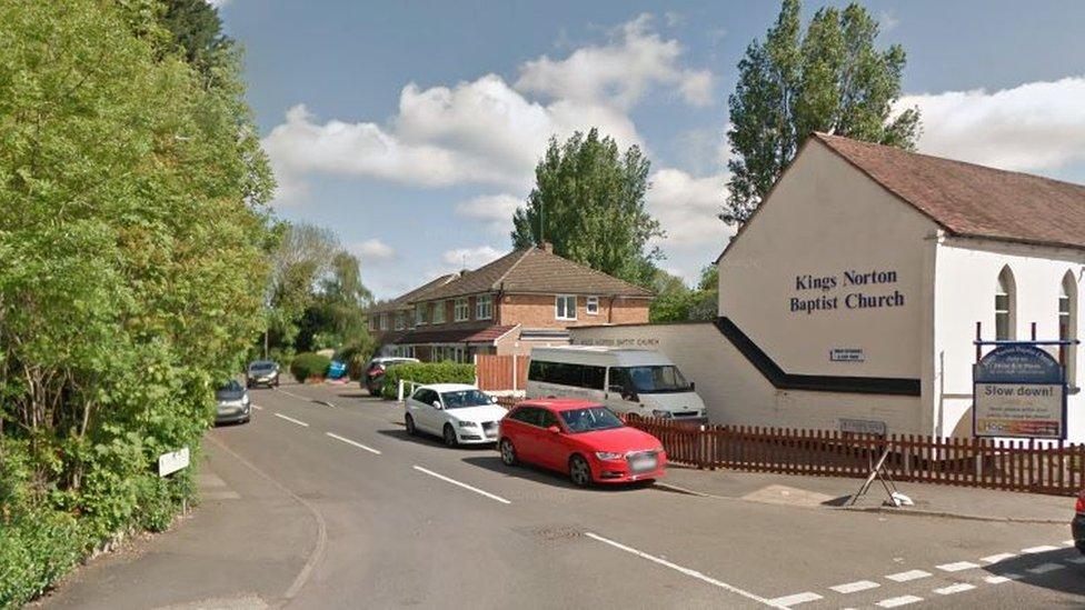 Chapel Walk, Kings Norton