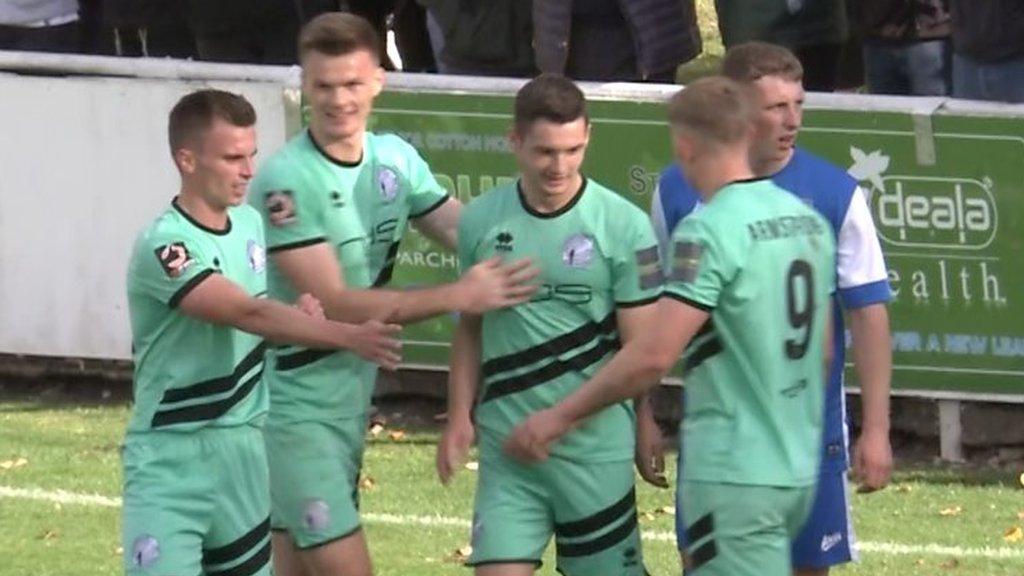 FA Cup fourth qualifying round: Dunston UTS 0-4 Gateshead