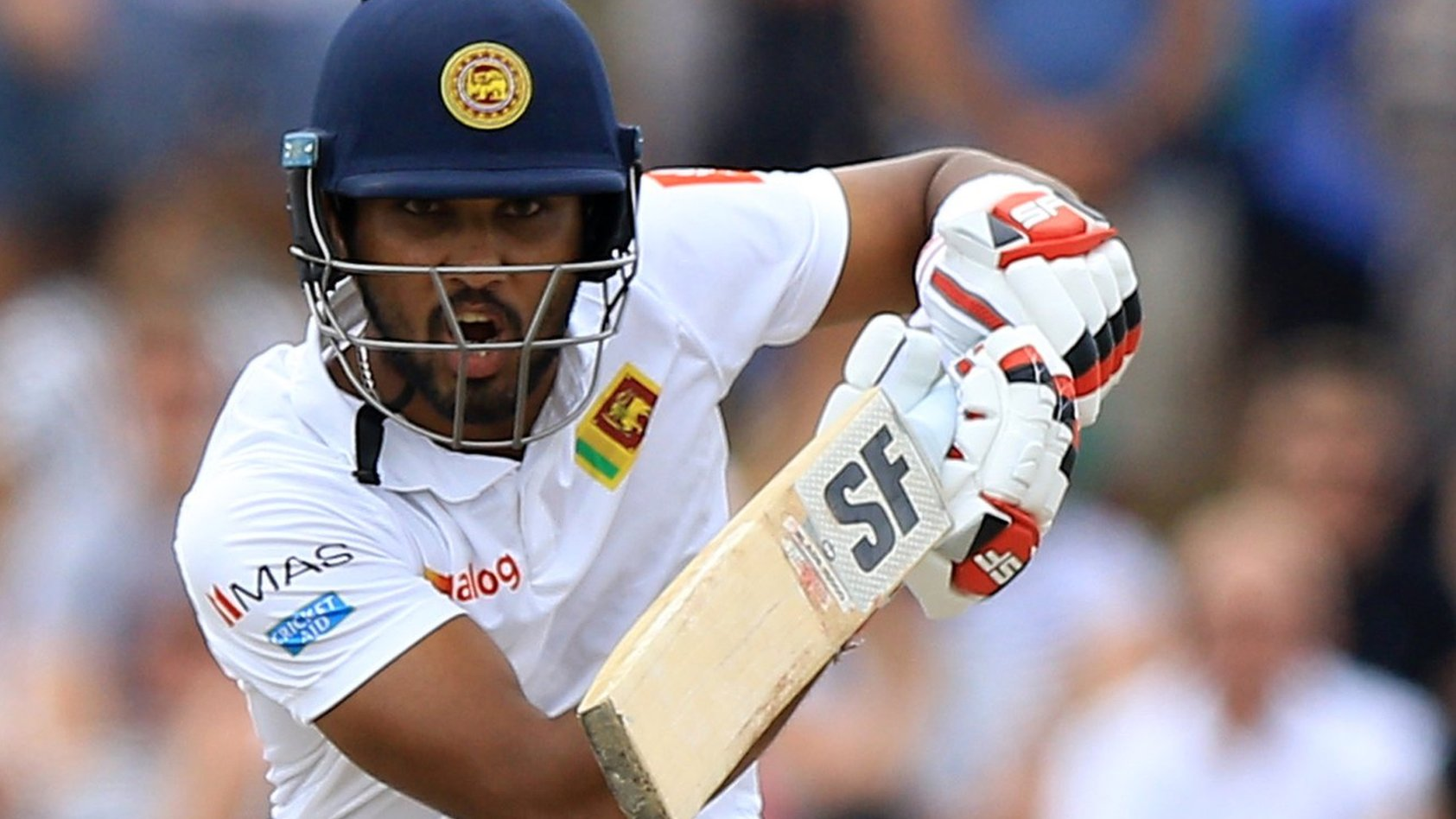 Sri Lanka captain Chandimal ruled out of England series