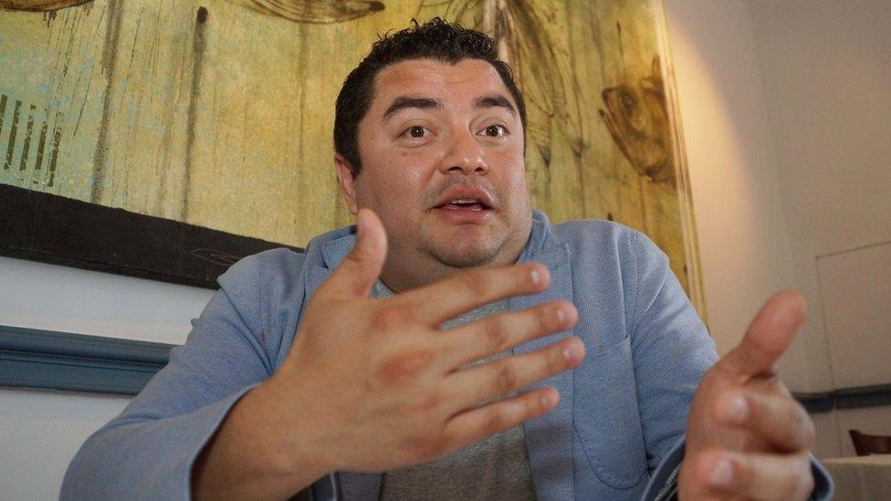 Héctor Cabrera Fuentes