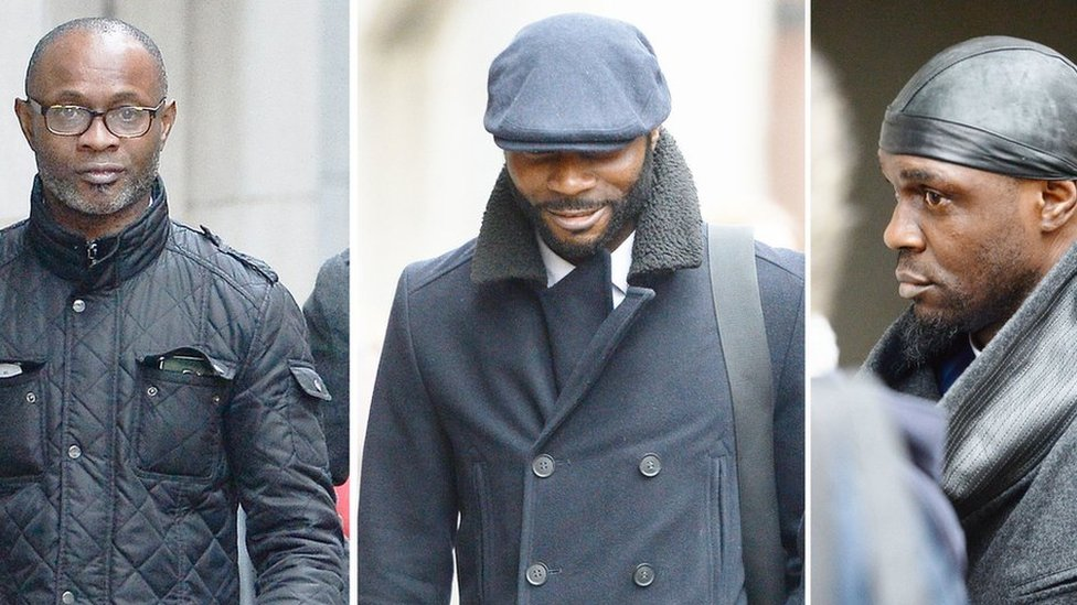 Three sporting Sodje brothers jailed for taking charity money