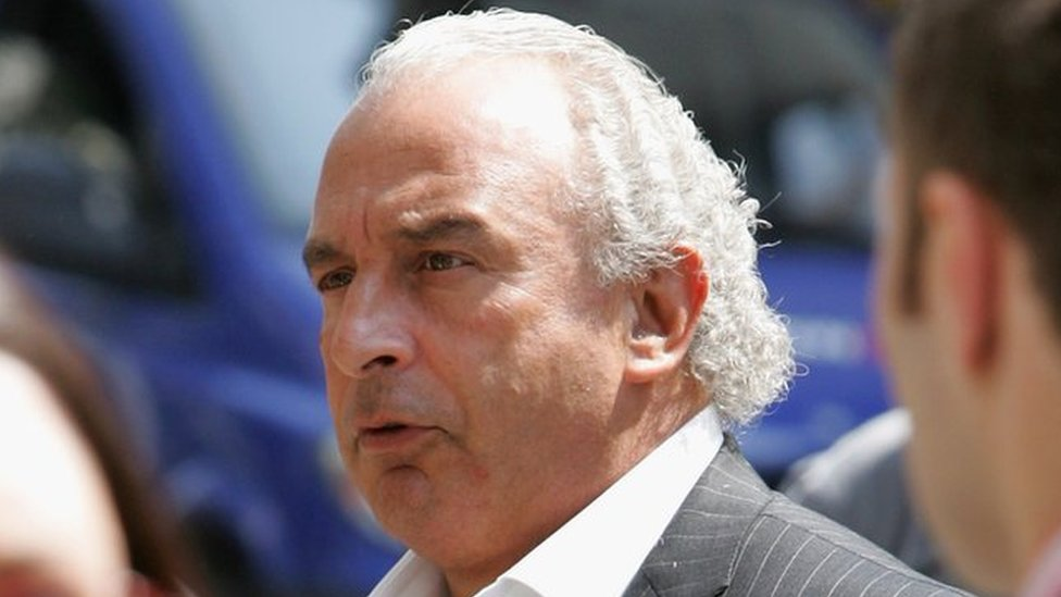 Topshop owner Sir Philip Green to close 23 stores