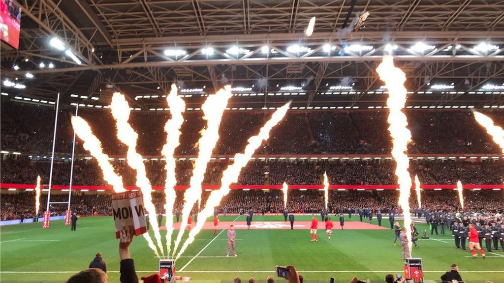 WRU announces record £97m turnover in annual report