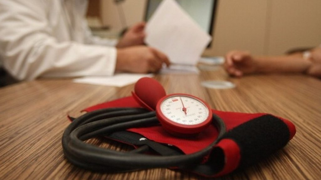 GP services in Northern Ireland are 'in crisis'