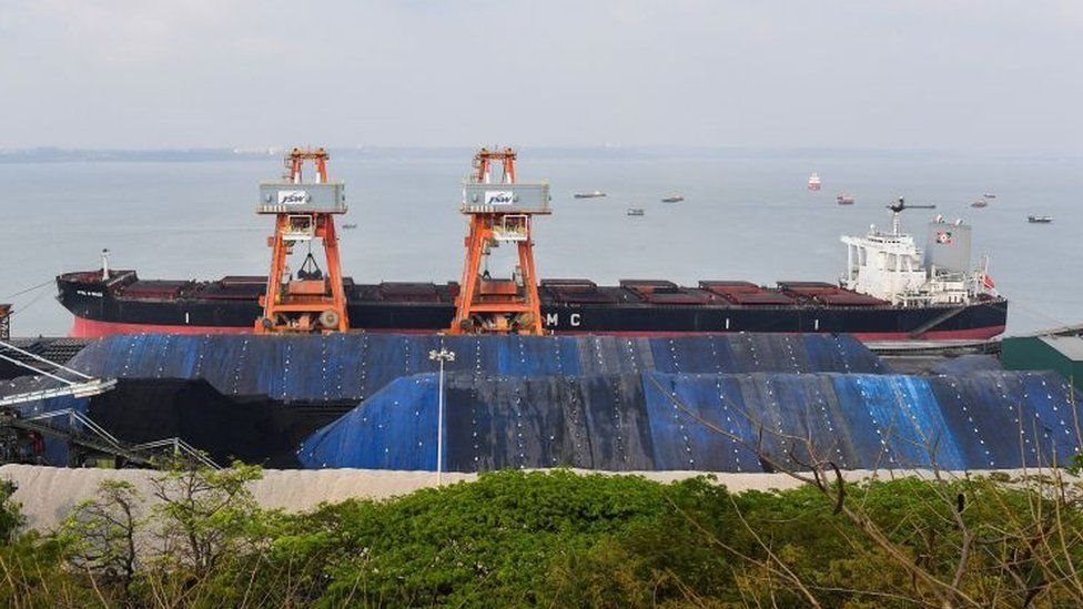 الهند هي ثاني أكبر مستورد للفحم في العالم
