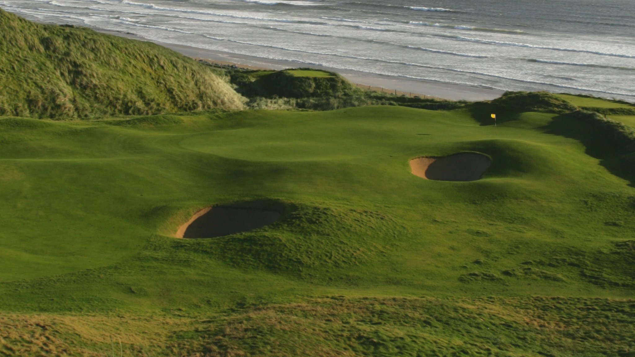 Irish Open: Lahinch links to host event in 2019