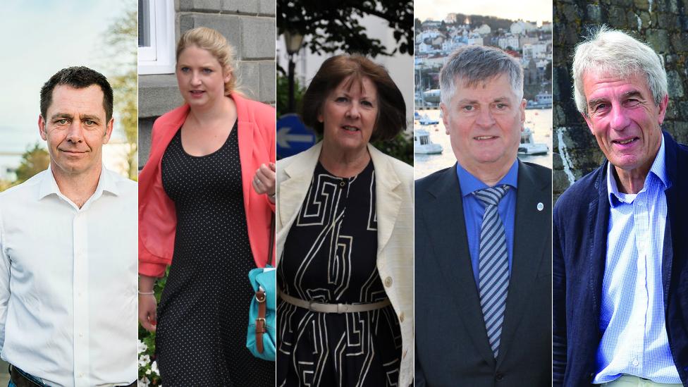Home Affairs Committee members