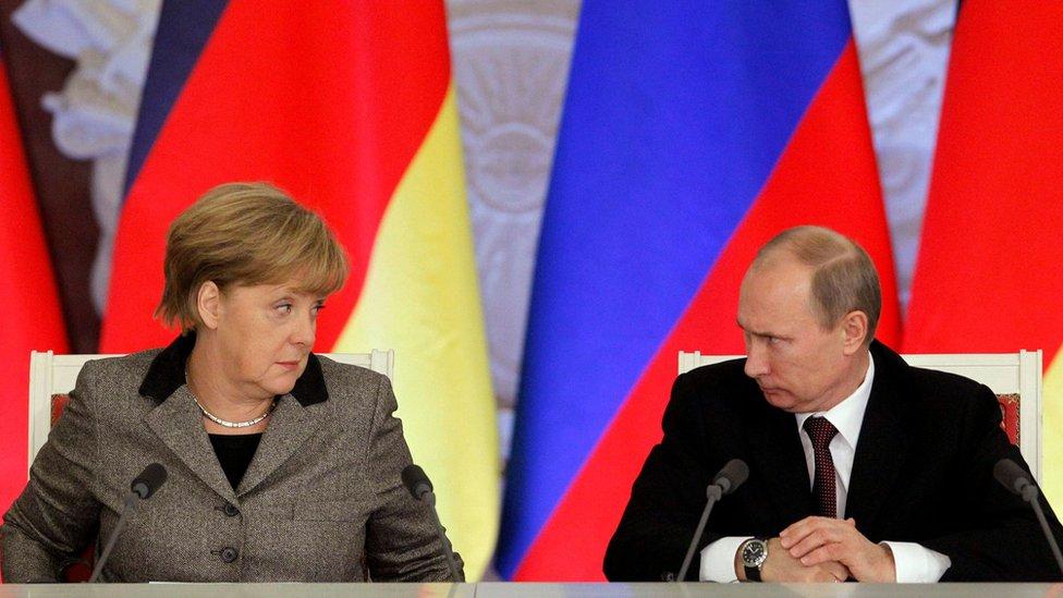 Отравление Навального и отношения России и Германии. Что изменится?