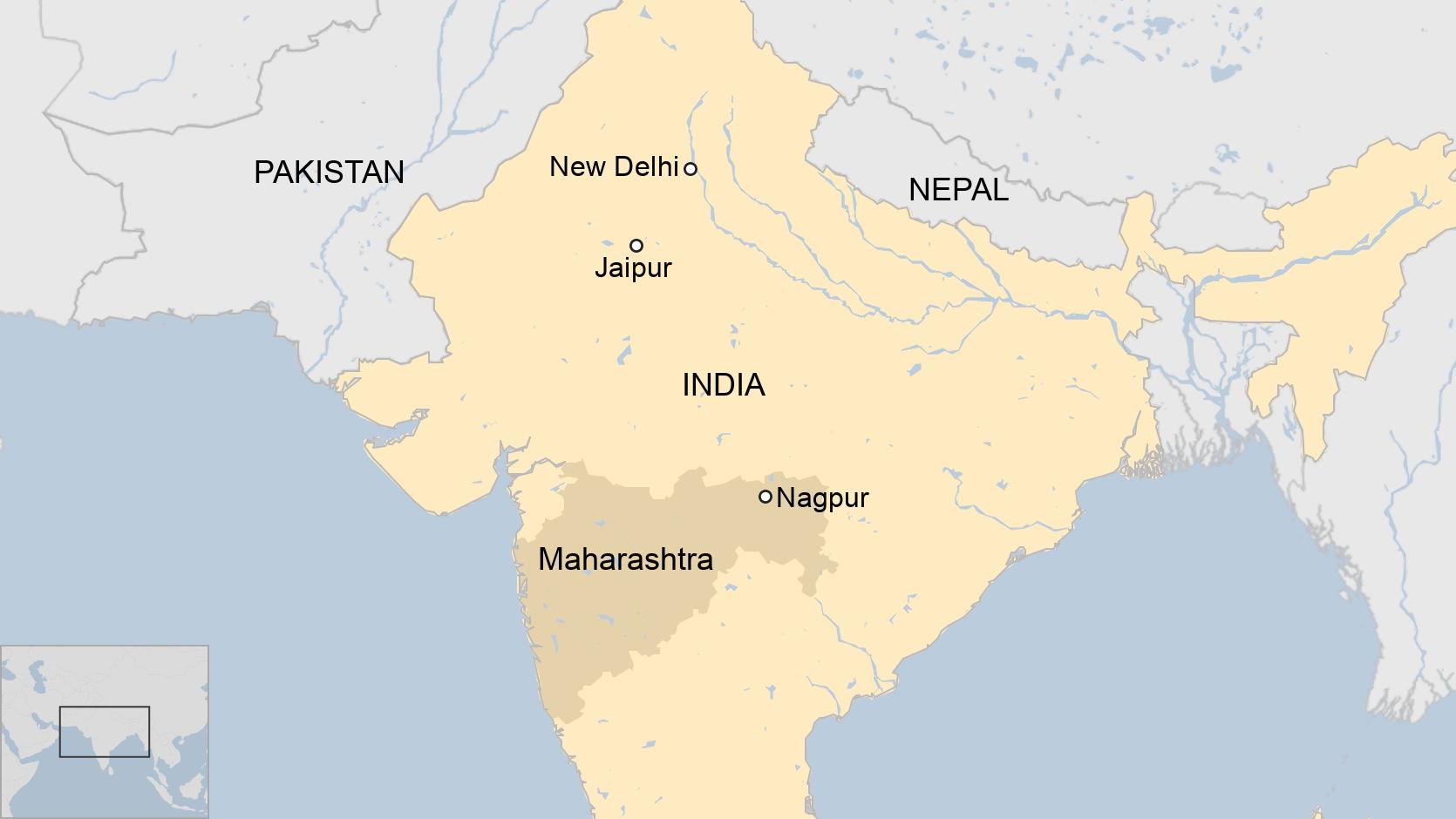 Fire at India hospital ward kills 10 newborn babies thumbnail