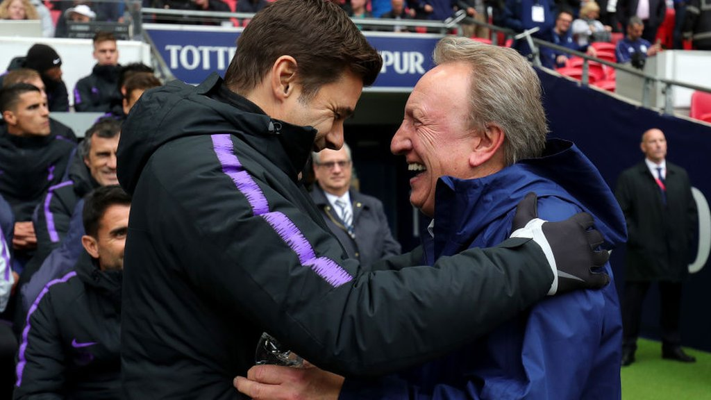 Neil Warnock warns Cardiff fans, don't bet on staying up