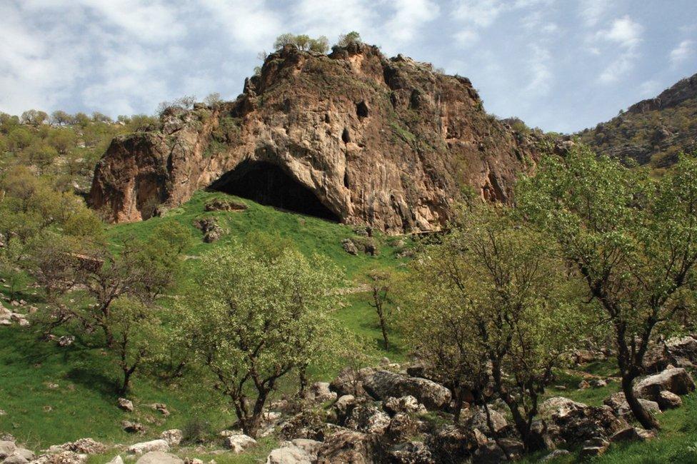 Cueva de Shanidar