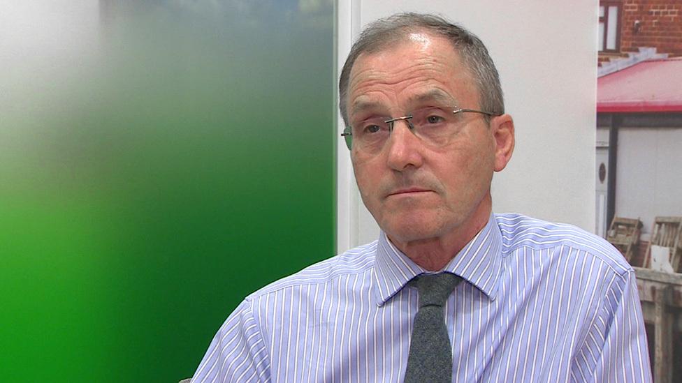 Sir Ian Boyd