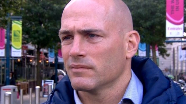 Rugby World Cup: Felipe Contepomi