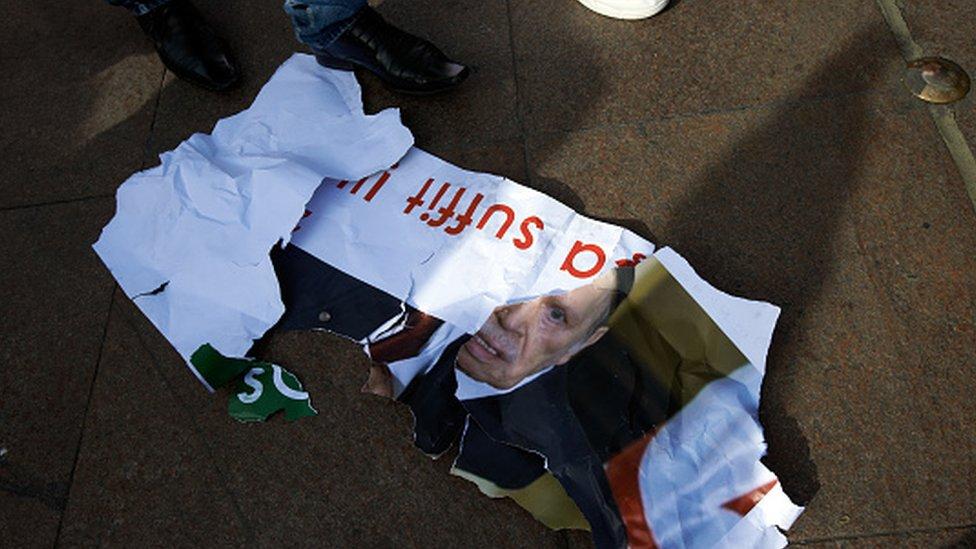 دعوات إلى إعلان العصيان المدني في الجزائر