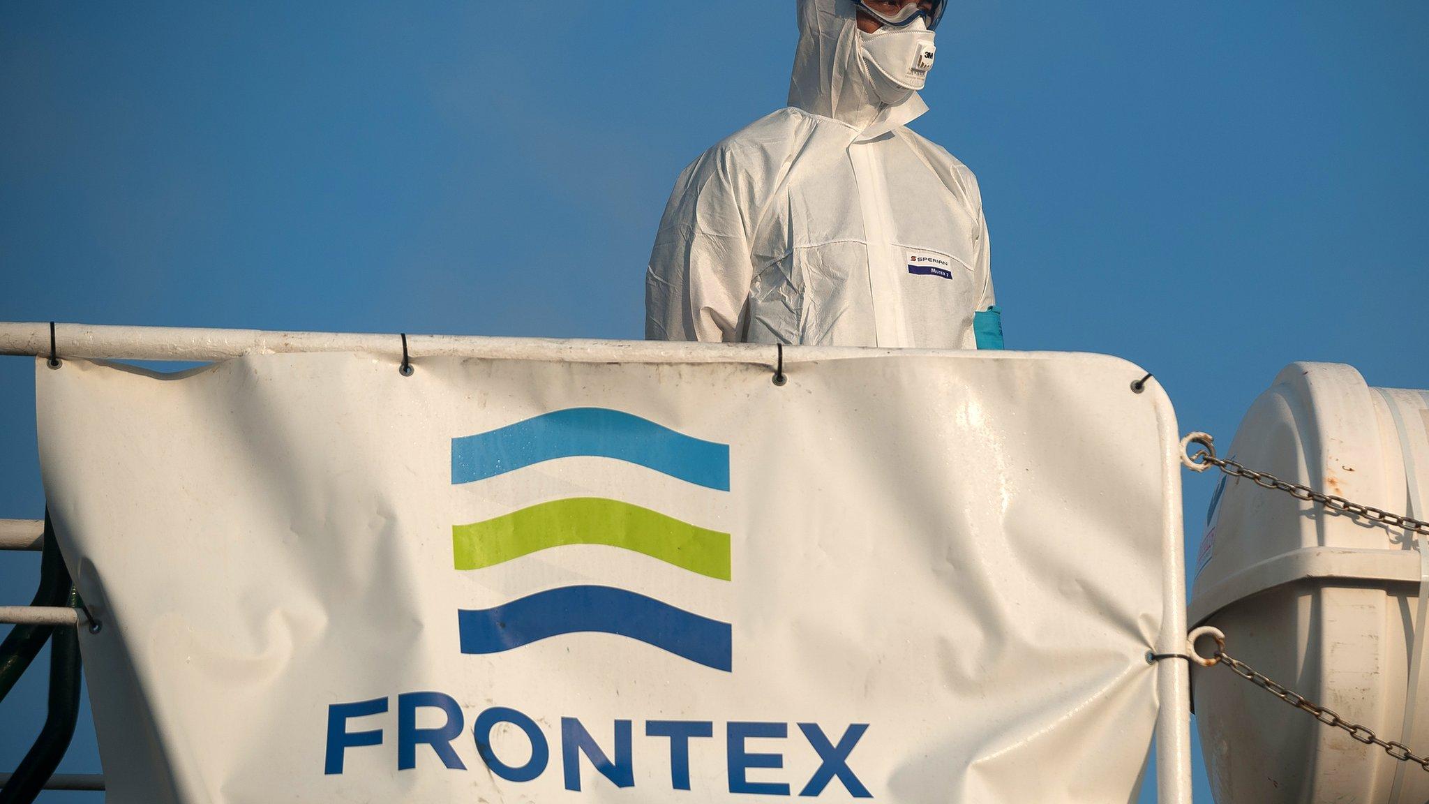 Отпор мигрантам: чем известна Frontex - погранслужба ЕС на границе Литвы и Беларуси
