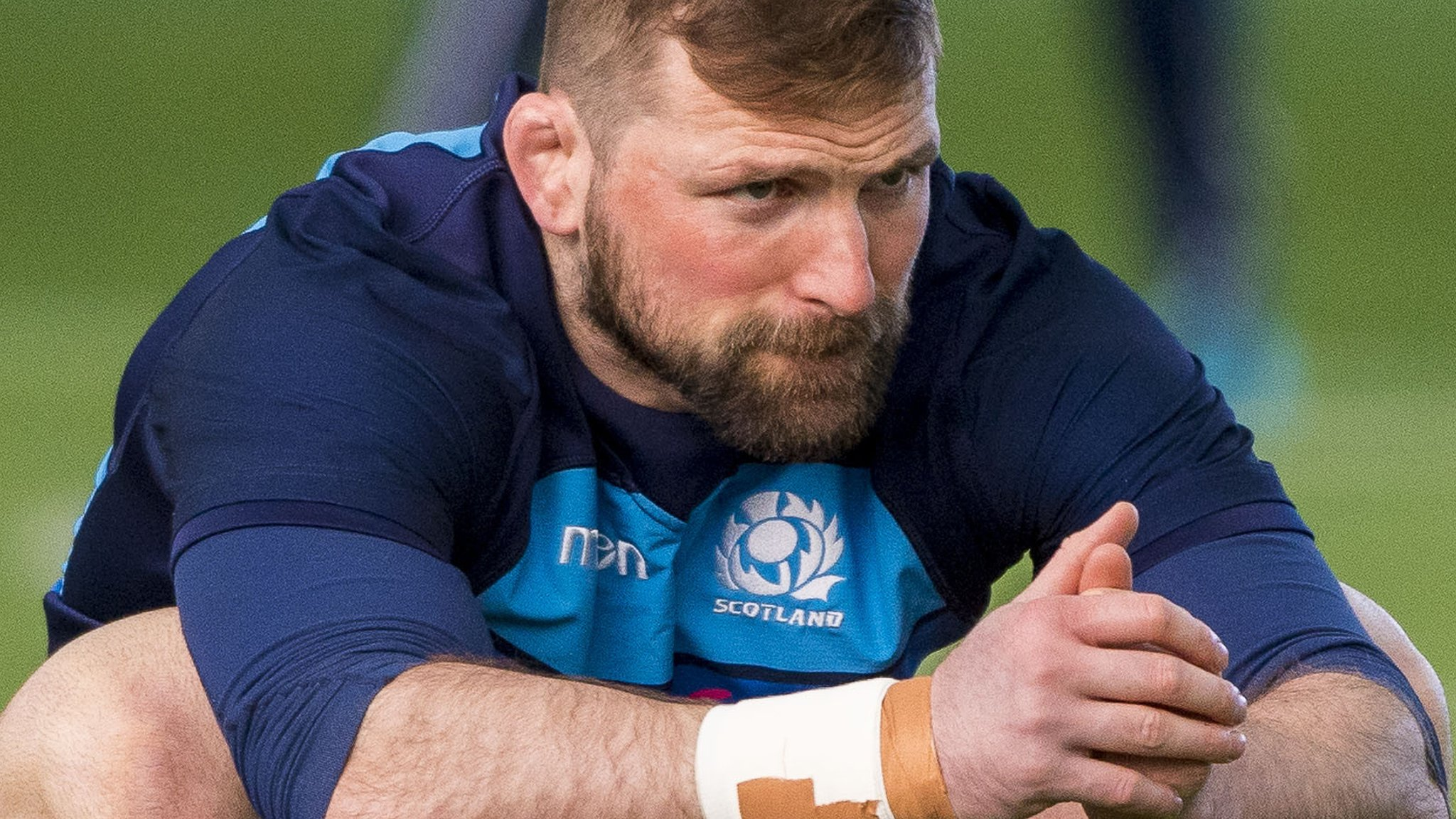 Pro14: Edinburgh v Leinster - John Barclay ready for debut after Achilles injury